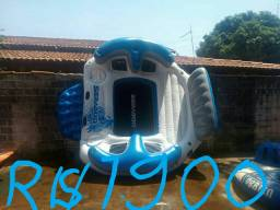 Bóia grande inflável