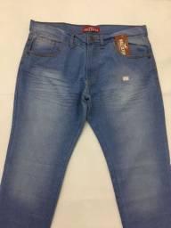 Calça Jeans Masculina Elastano