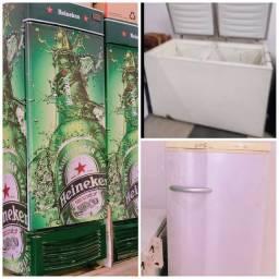 Vendo 4 freezers e 2 geladeiras!