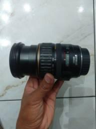 Lente de câmera Canon ultrasonic 28-135mm Imagem stabilizer
