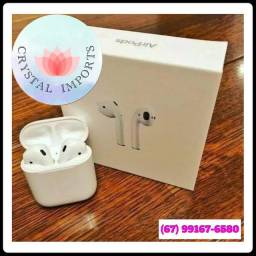 Airpods with wireless charging case original
