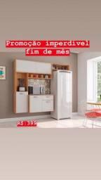 Armário cozinha Thais promoção;;