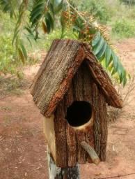 Casa de passarinho R$ 30,00