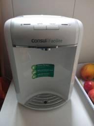 Filtro de água com refrigerador Consul facilite