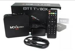 TV BOX MXQ PRO - 4G RAM 32G INTERNA