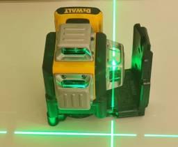 Nivel Laser Dewalt Dw089LG 12v Max Linhas Verdes