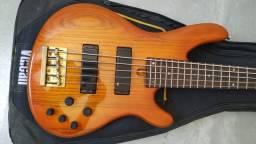 TRB 5II Baixo Yamaha bass baixo Contrabaixo