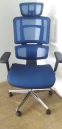 Cadeira office DT3 Helora Blue