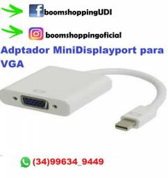 Adaptador mini displayport para vga