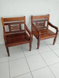 Cadeira Rústica usada