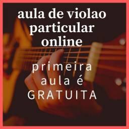 Professor de Violão - Aula Grátis - Agende a sua