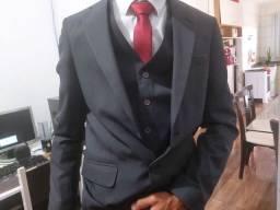 Terno+gravata+socialbranca+colete