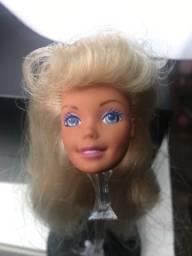Cabeça barbie estrela 1988