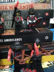 Lego Medieval (lote)