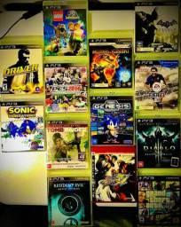 Jogos PS3 - Mídias Físicas