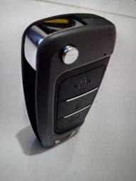 Montagem grátis Chave canivete telecomando GM alarme S10 vectra celta agile prisma montana