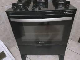 fogão Atlas 5 bocas automático R$700