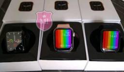 Smartwatch w26 relógio inteligente novo 44mm pronta entrega