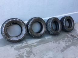 Jogo de pneus MUD 33x12,5 R18