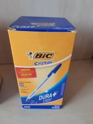 3 Caixas Caneta Bic com 150 canetas