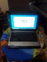 Notebook hp core i3 2 geraçao