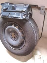 step de Sprinter roda 16 com suporte