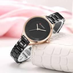 Relógios feminino Marca Curren Importado