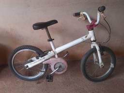 Vendo bike infantil barato $50,00