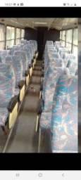 Banco ônibus fretamento