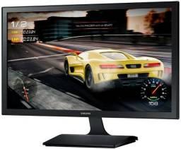 "Monitor Gamer Full HD LED Samsung 27"" LS27E332HZXMZD 1ms 75hz<br><br>"