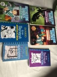 6 livros infantis