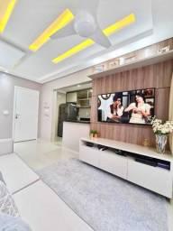 Apartamento de 2 quartos todo reformado (TR62165) MKT