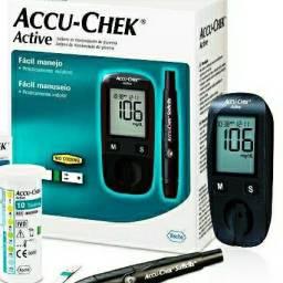 Caçu check medidor de glicose açúcar no sangue