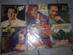 Coleção de LP de novelas antigas