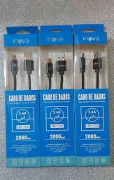 Cabo USB Tipo C / 2m