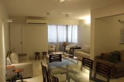 Apartamento 3 quartos 2 suítes 140m² reformado no Setor Bueno próximo Pq. Vaca Brava!!