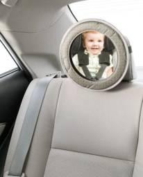 Espelho Retrovisor Bebê + Encosto pescoço