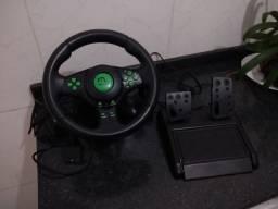 Volante PC, PS2 E PS3 - Multilaser