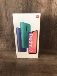 Redmi 9 64GB    Redmi Note 9s 128GB