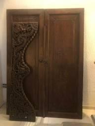 Porta Antiga da Indonésia