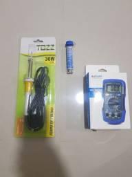Kit eletrônica R$75,00