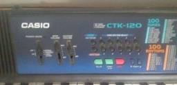 Teclado Casio CTK 120