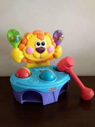 Lote 3 brinquedos Fisher Price