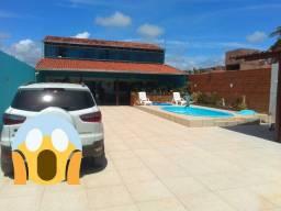 Aluga-se casa na ilha da croa, Barra de Santo Antônio Alagoas.