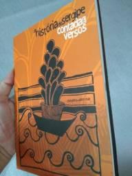 A História de Sergipe contada em versos