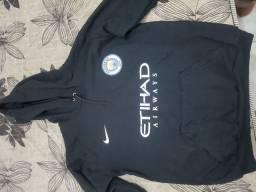 Blusa de frio do Manchester city