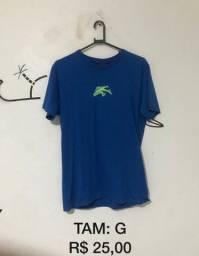 Camisa Maresia. Usada poucas vezes