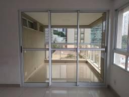 2 portas vidro semi-novas