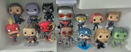 Kit Coleção 14 Funko Pop Vingadores Marvel