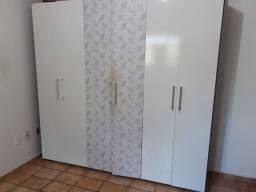 Guarda roupa  6 portas usado